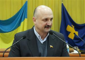 Председатель областного совета петр